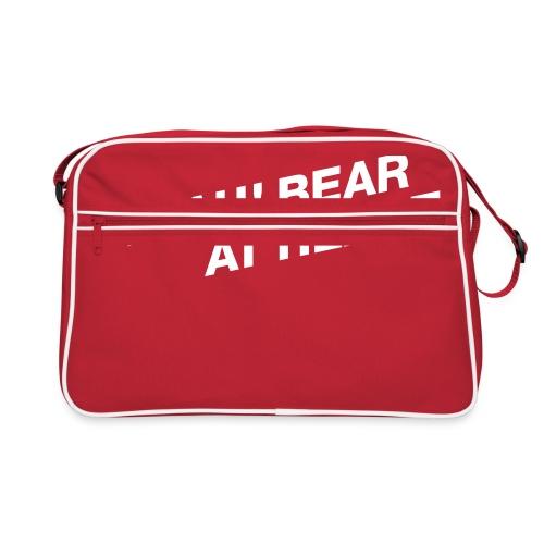 Yeah Bear at Heart #2 - Retro Tasche