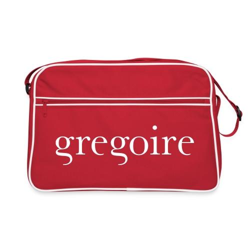 gregoire logo - Sac Retro