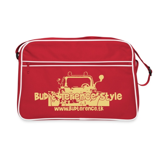 Bud Terence Style logo 2 - Borsa retrò