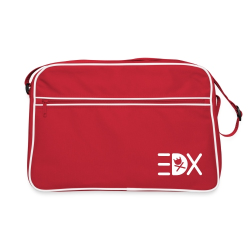 EDX Typo with Icon Gross - Retro Bag