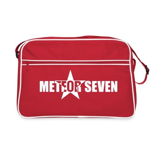 m7logo - Retro Tasche