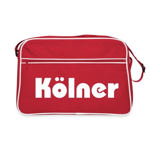 Kölner - Retro Tasche