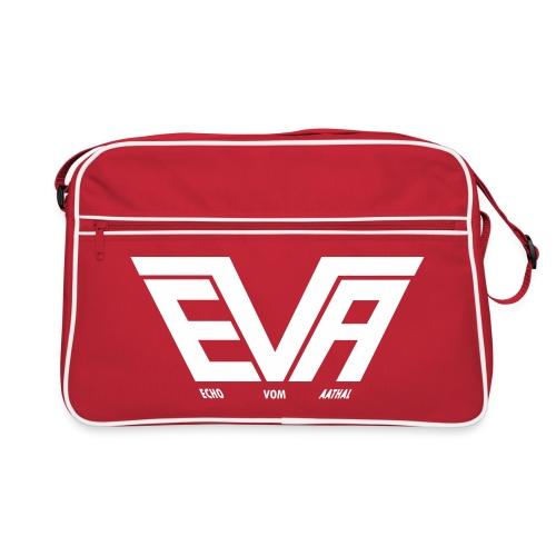 EVA Logo FB 01fürPfade - Retro Tasche