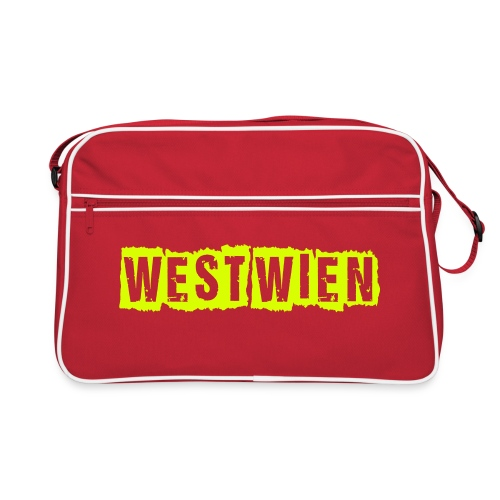 westwienpunkrockstyle - Retro Tasche