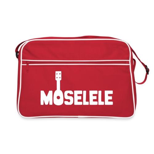 moselelelogoblack - Retro Bag