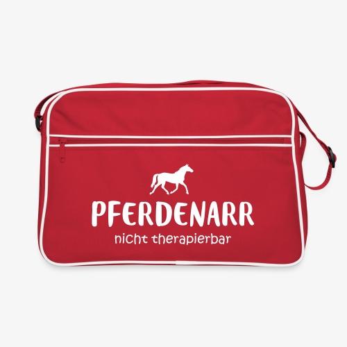 Vorschau: Pferdenarr - Retro Tasche