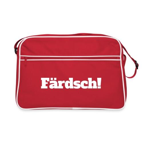 Färdsch - Retro Tasche