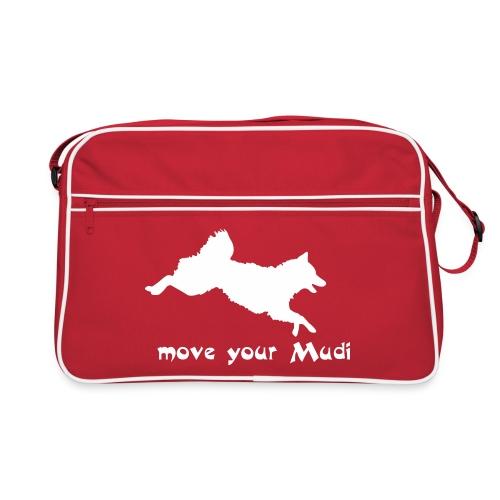 move your mudi - Retro Bag