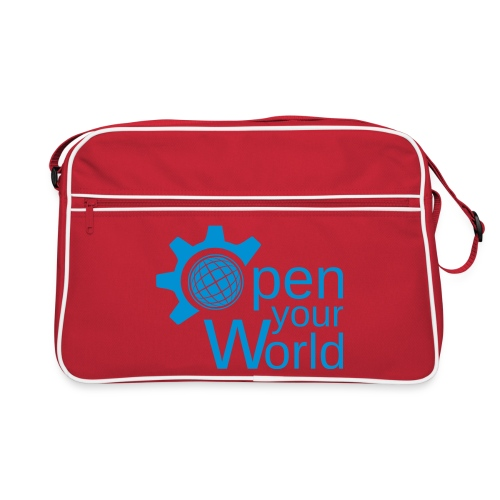 KDE - Open your world - Retro Bag