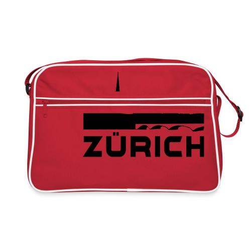 Zürich - Retro Tasche