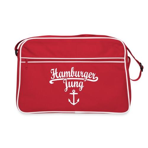 Hamburger Jung Klassik Hamburg - Retro Tasche