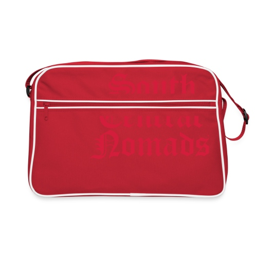 South Central Nomads - Retro Tasche