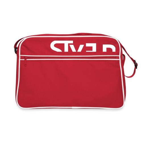 styleur logo spreadhsirt - Retro Tasche