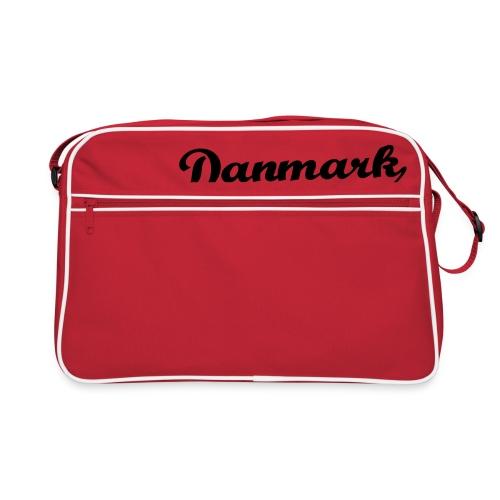 Danmark Swish - Retro taske