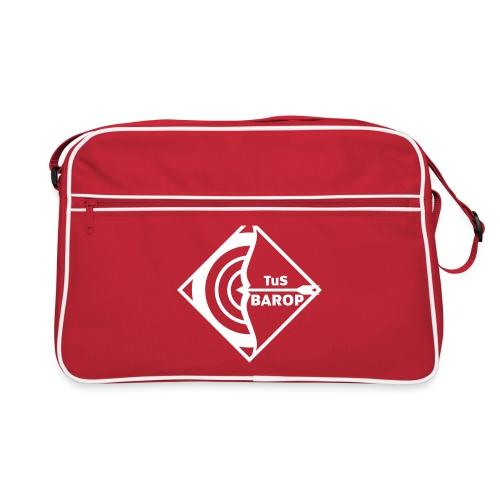 Sehr kleines Logo Tus Barop Bogen - Retro Tasche