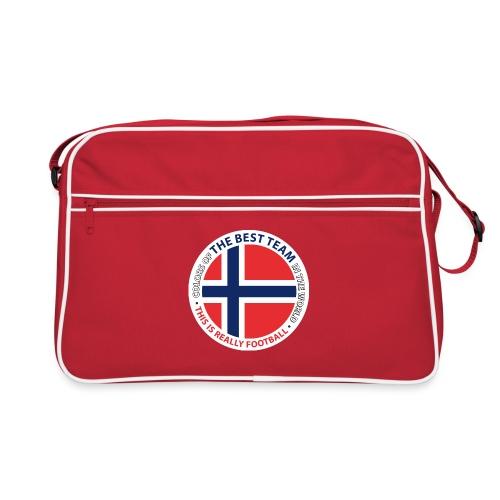Norway Best Football Team - Retro Bag