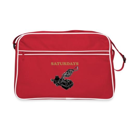 Saturdays Lawnmower - Retro Bag