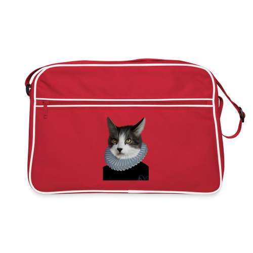 Noble Cat - Retro Tasche