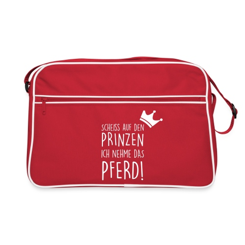 Vorschau: Prinz Pferd - Retro Tasche