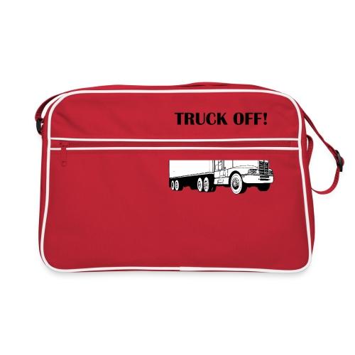 Truck off! - Retro Bag