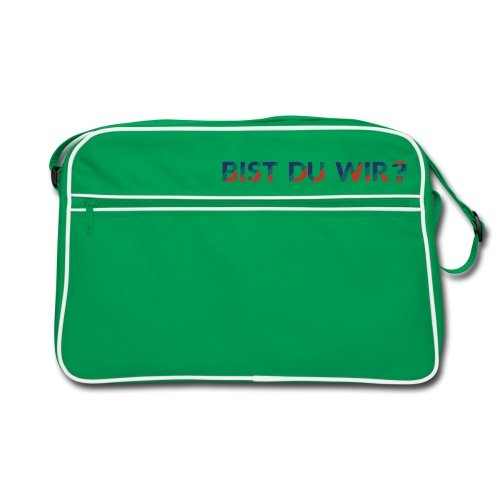 bistduwir - Retro Tasche