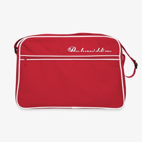 Pontypriddian - Retro Bag