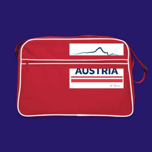 M Kaiser Austria - Retro Tasche