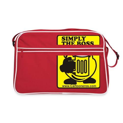 Simply the Boss - Retro Bag