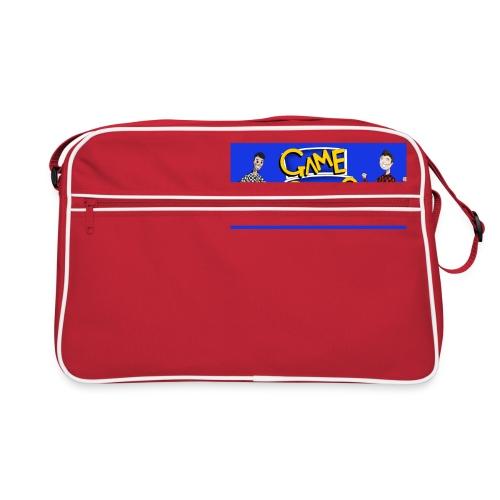 Game Coping Happy Banner - Retro Bag