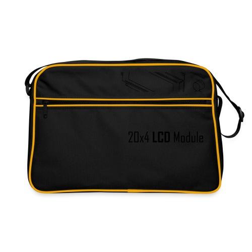 20x4 LCD Module - Retro Bag
