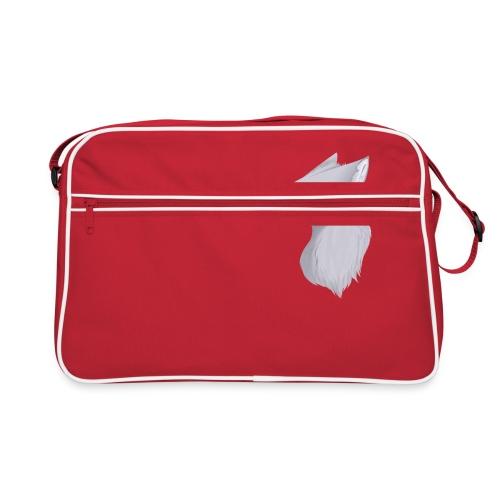 Wolf Skin - Retro Bag