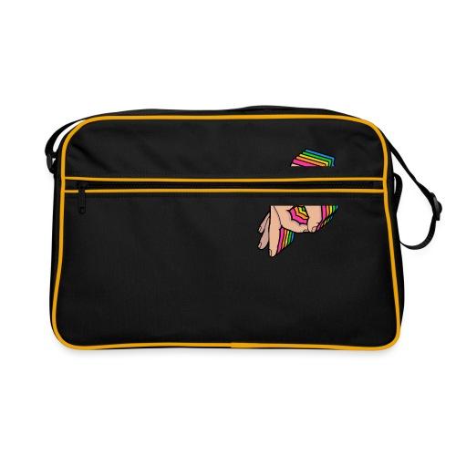 The Circle Game Rainbow - Retro Bag