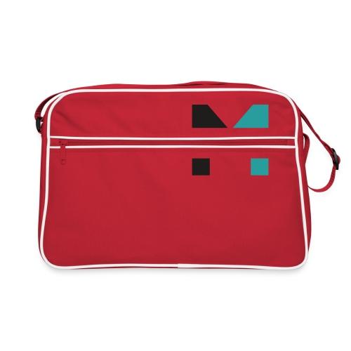Logo M - Retro Tasche