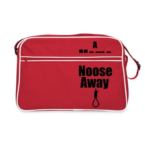 A Meme a day keeps the Noose Away cup - Retro Bag