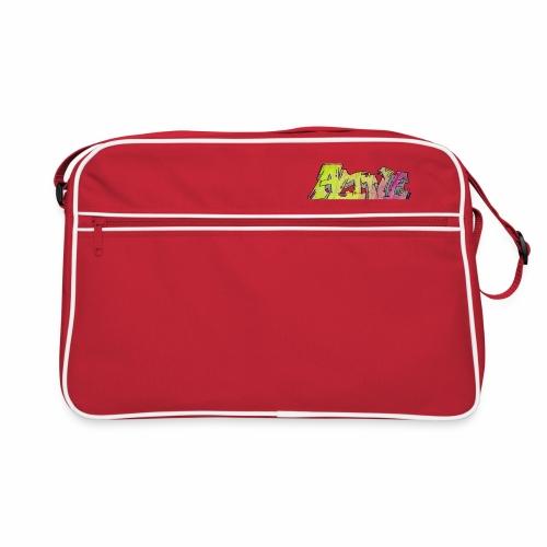 ALIVE TM Collab - Retro Bag