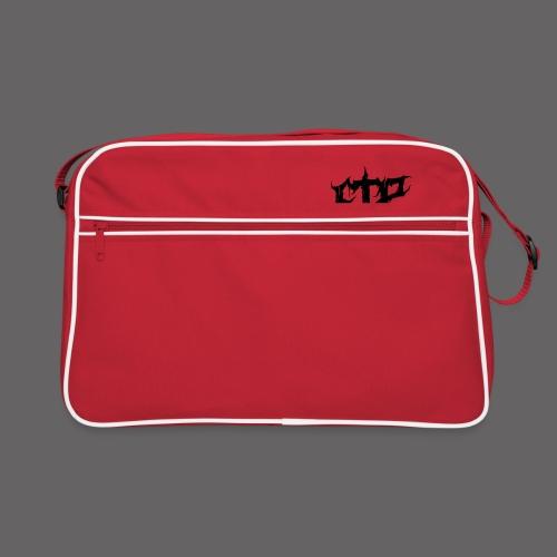 FTP CLAN LOGO - Retro Tasche