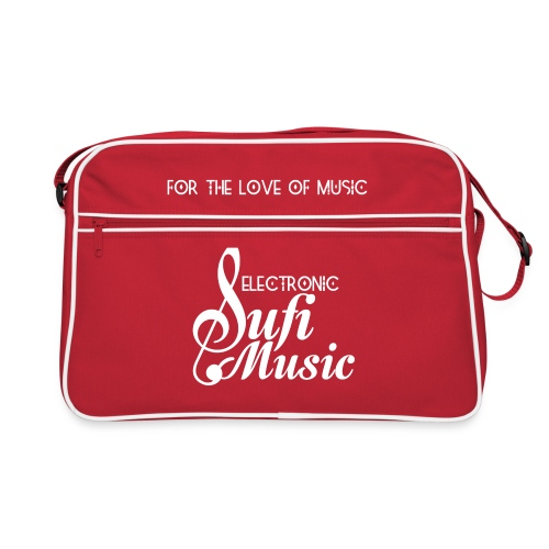 fortheloveofmusic 4000 wh - Retro Bag