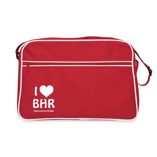 BHR T-Shirt 1 - Retro Bag