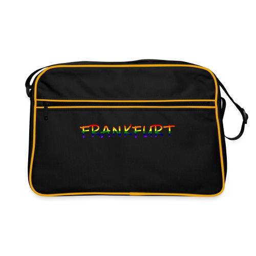 Frankfurt Rainbow #1 - Retro Tasche