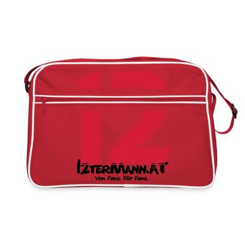 12termann mitfans - Retro Tasche