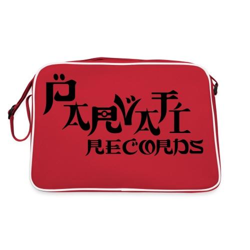 Parvati Records by Catana.jp - Retro Bag