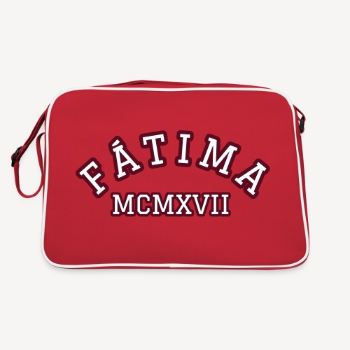 FATIMA MCMXVII - Retro Bag