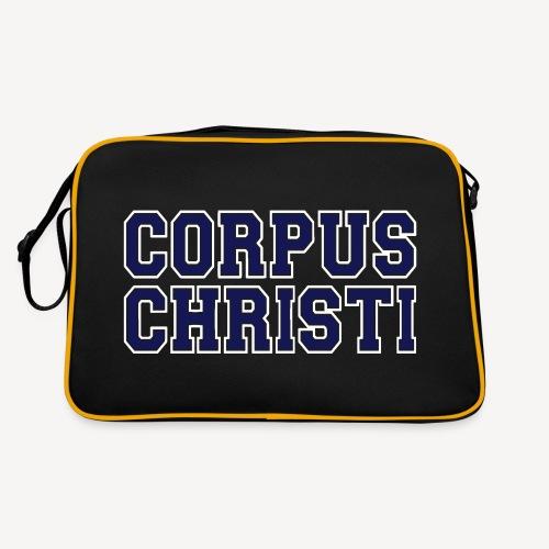 CORPUS CHRISTI - Retro Bag