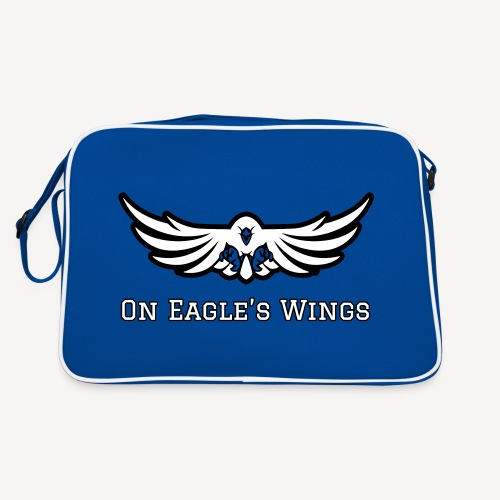 ON EAGLES WINGS - Retro Bag