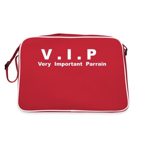 Very Important Parrain - VIP - Sac Retro