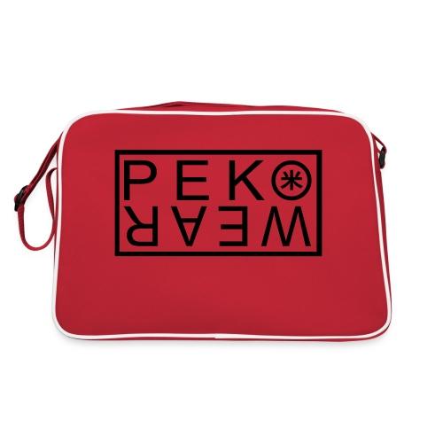 peko wear vector - Retro Bag