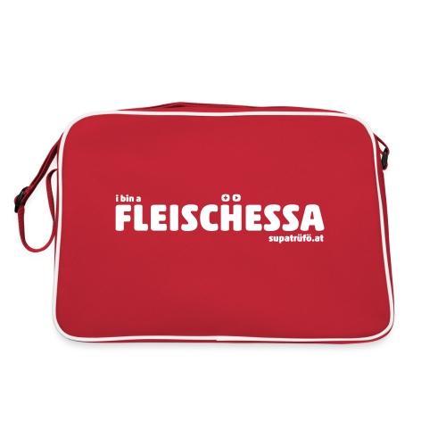 supatrüfö FLEISCHESSA - Retro Tasche