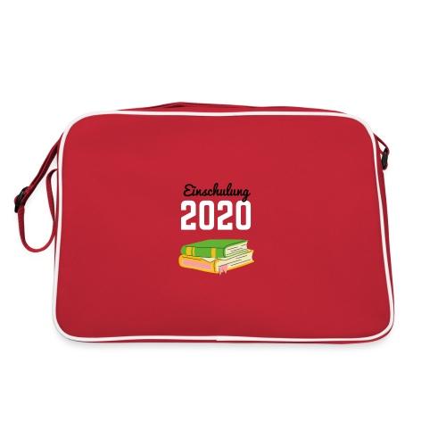 Einschulung 2020 - Retro Tasche