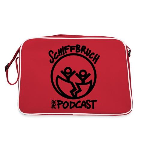 Schiffbruch - Der Podcast - Retro Tasche