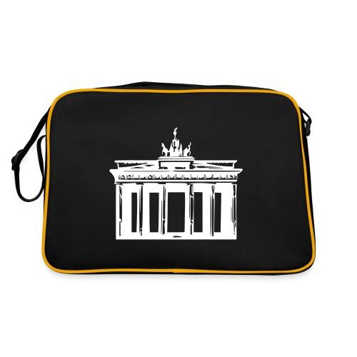 Brandenburger Tor - Retro Tasche